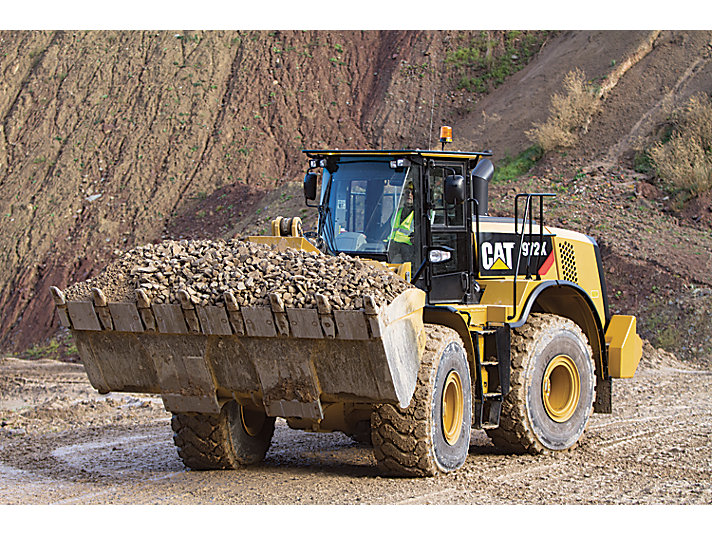 972K Medium Wheel Loader