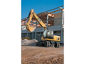 Cat® M316D Wheeled Excavator