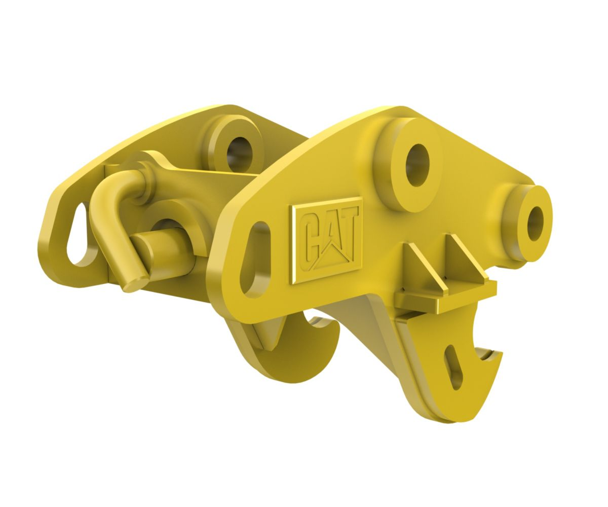 New CaterpillarCouplers-Backhoe-Rear