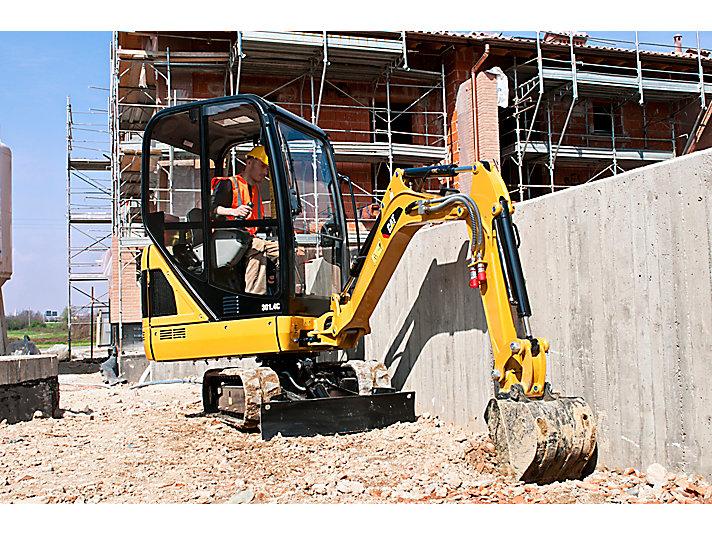 Mini Hydraulic Excavator 301.4C