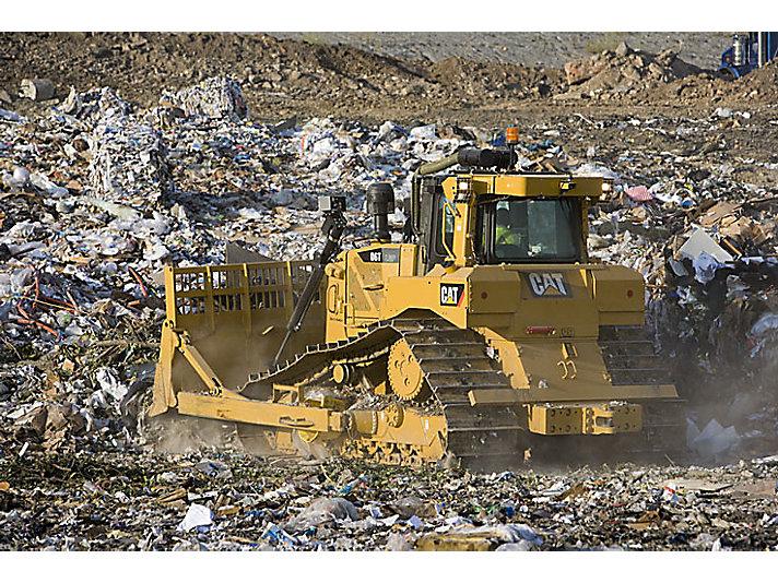 D6T WH Waste Handling Dozer