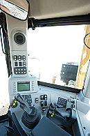 Implement and Steering Controls