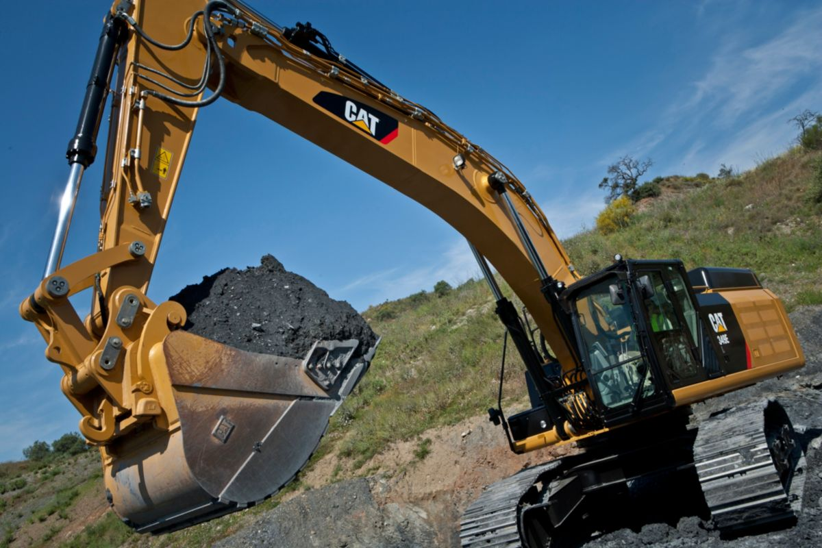 Excavator Bucket : New mm in heavy duty rock excavator bucket