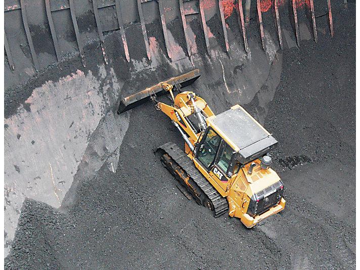 953D Shiphold/Port Handling Track Loader