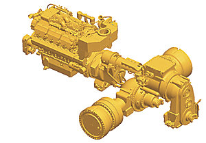 Power Train - Transmission