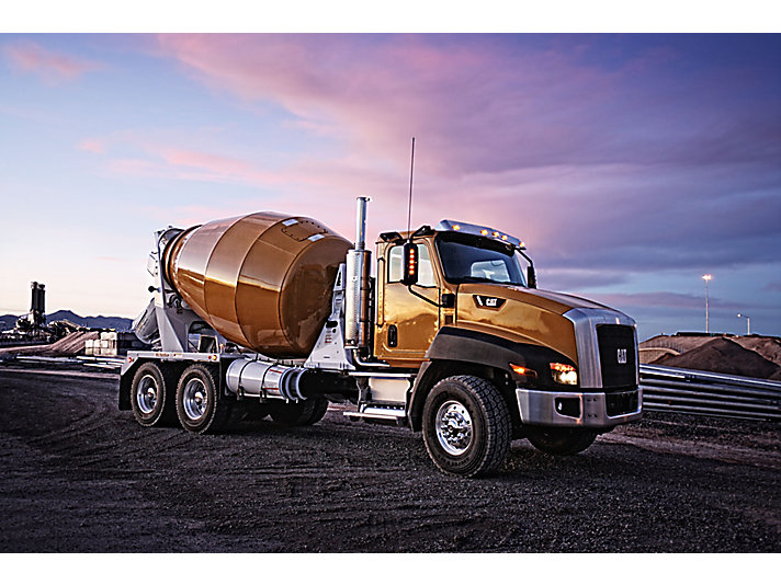 CT660 Concrete Mixer