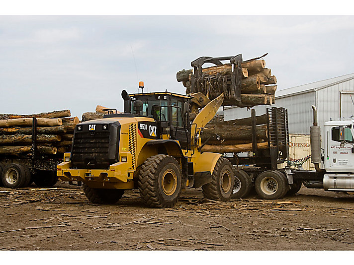 950K Medium Wheel Loader