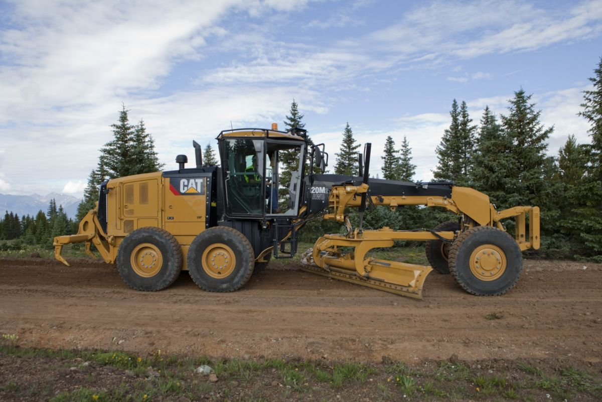 New 120m2 Motor Grader Motor Graders For Sale Carter