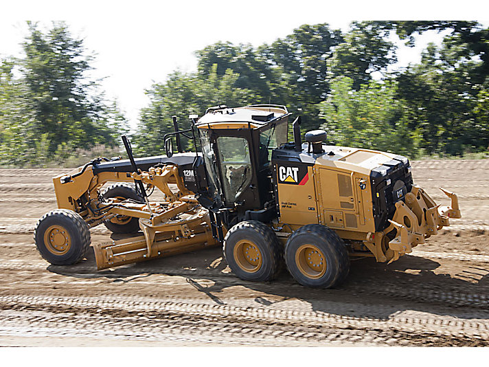 12m2 Motor Graders Finning Cat
