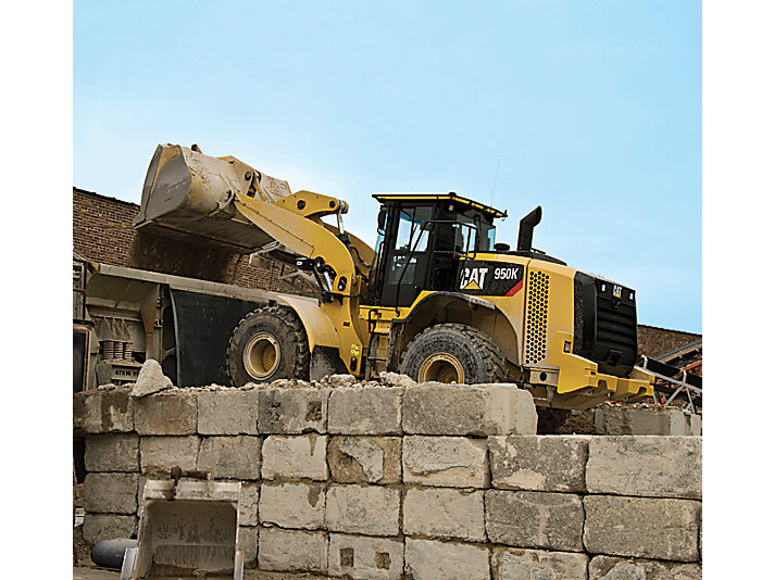 950K Power Package Medium Wheel Loader