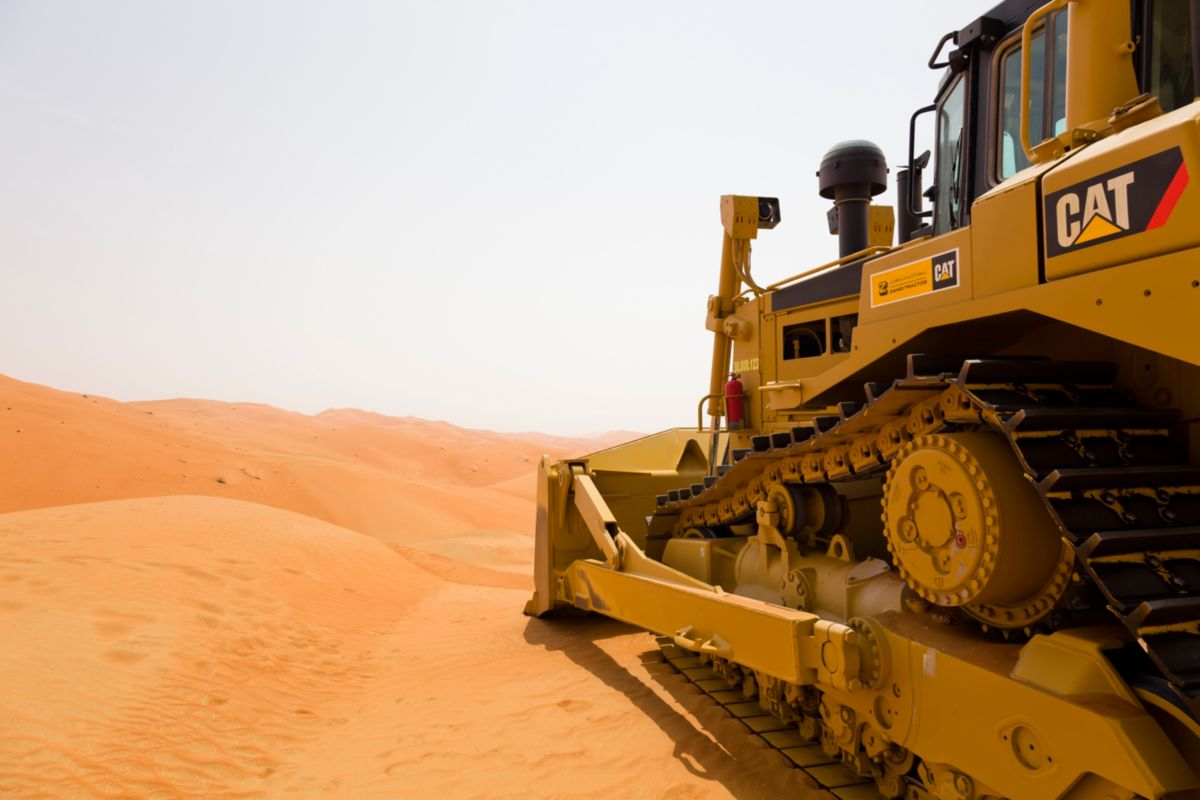Cat D8R Large Dozer - Gmmco