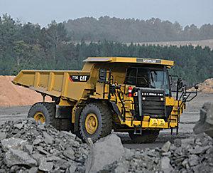 773G Off-Highway Truck