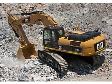 Hydraulic Excavator Undercarriage