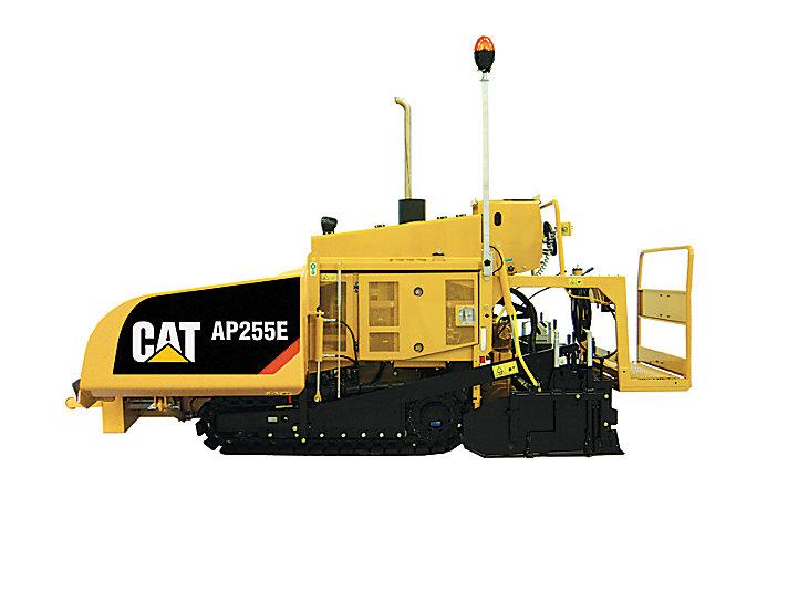 Гусеничный асфальтоукладчик AP255E