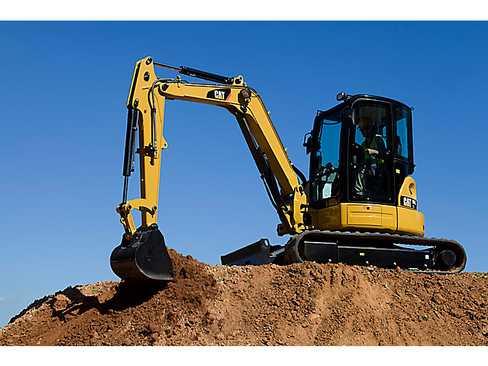 305E CR Mini Hydraulic Excavators