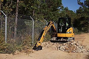 305E CR Mini Hydraulic Excavator