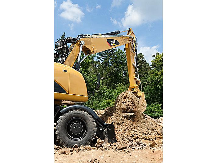 Escavadeira de Rodas M313D