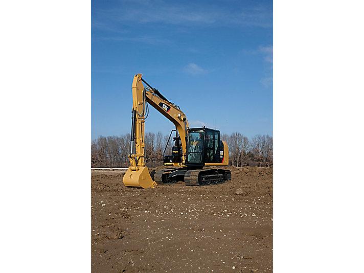 312E Small Hydraulic Excavator