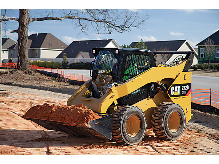 272D XHP Skid Steer Loader