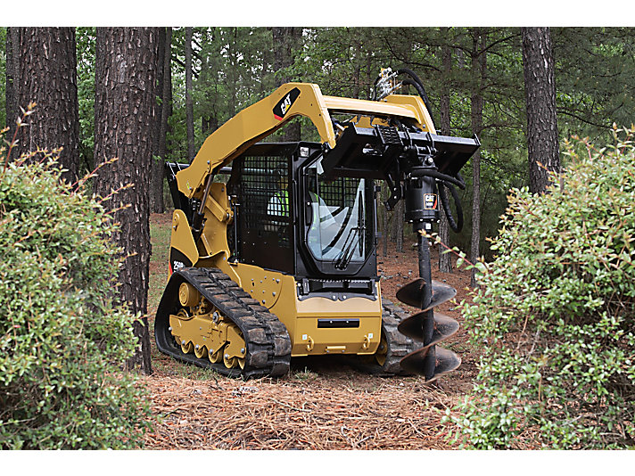 259B Series 3 Compact Track Loader