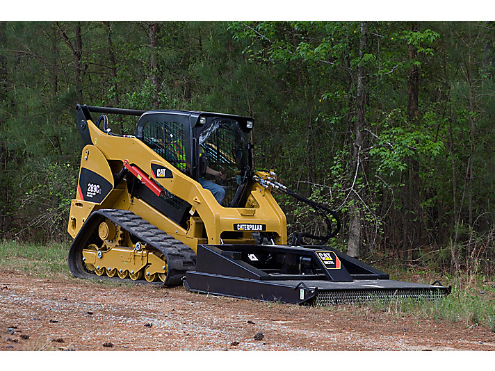 289C Series 2 Compact Track Loader