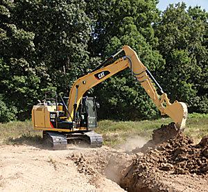 312E Hydraulic Excavator