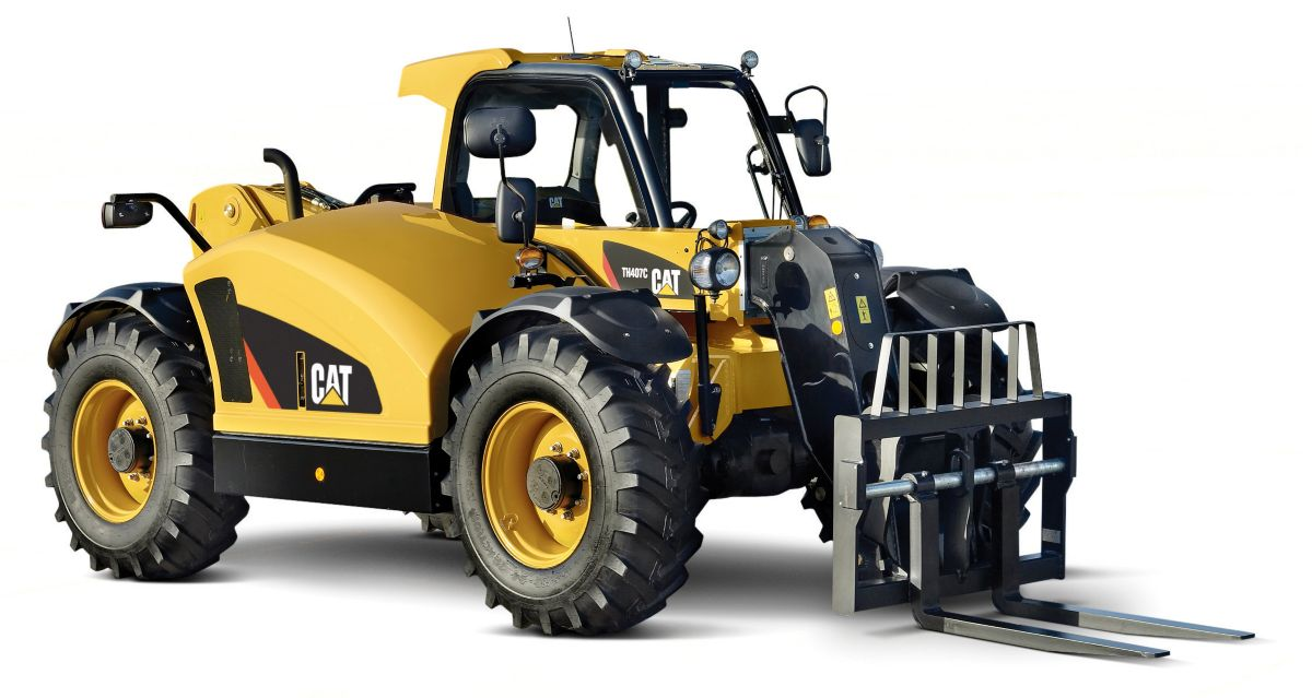 New CaterpillarTelehandlers