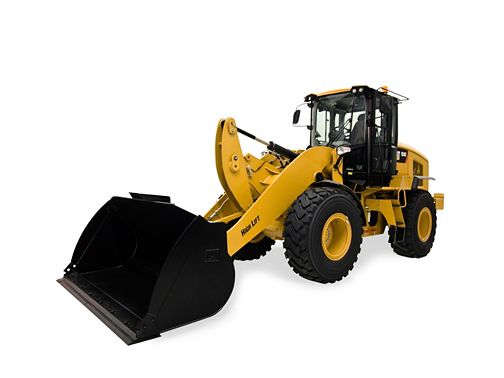 924K - Small Wheel Loaders