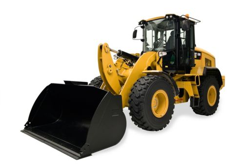 938K - Small Wheel Loaders