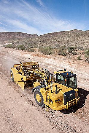 623H Wheel Tractor-Scraper