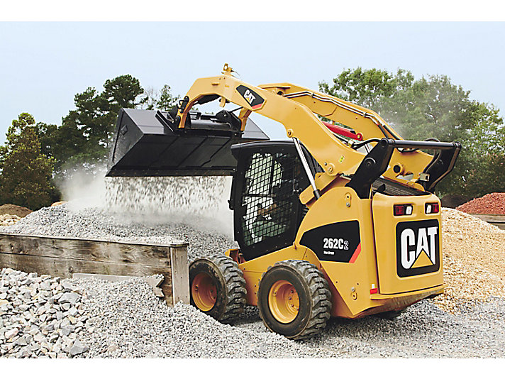 262C Series 2 Skid Steer Loader