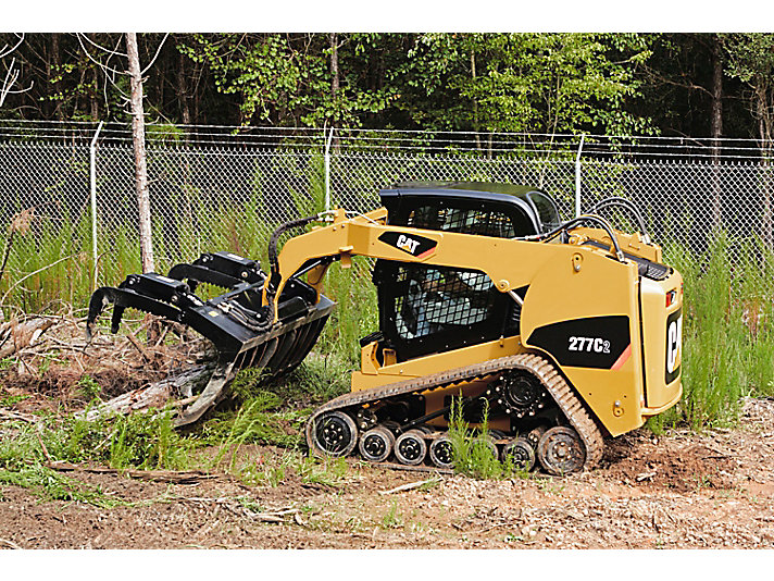 277C Series 2 Multi Terrain Loader