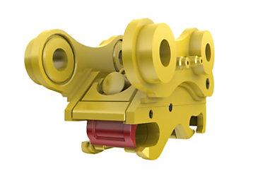 Attaches: pelle hydraulique