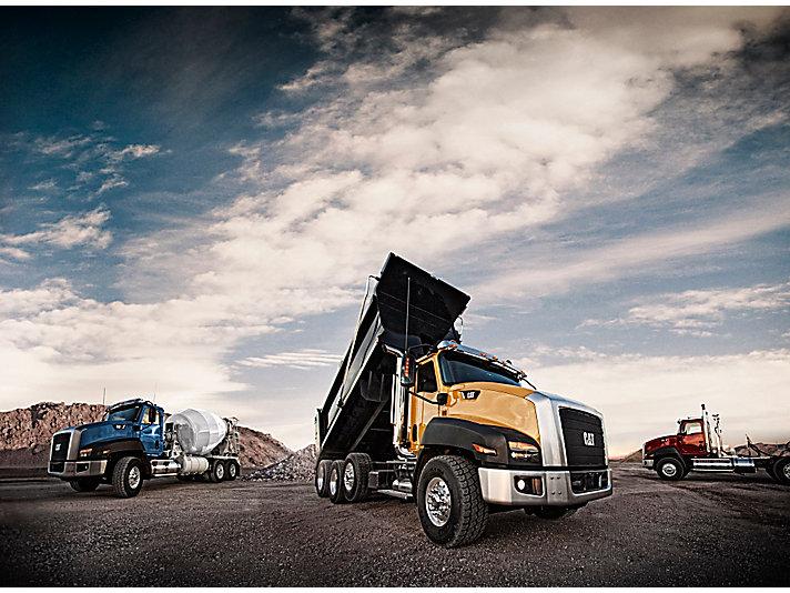 Camiones Profesionales CT660