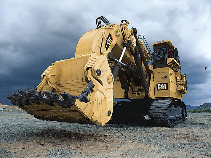 矿用液压挖掘机