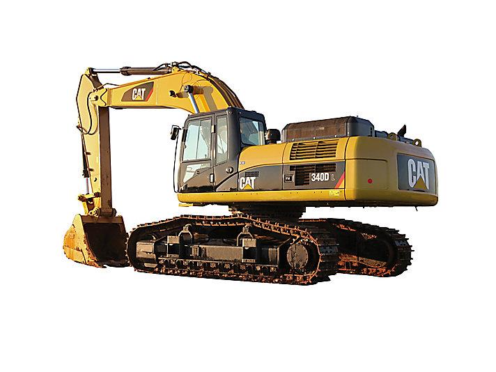 Excavadora Grande 340D L