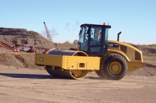 CS79B - Vibratory Soil Compactors