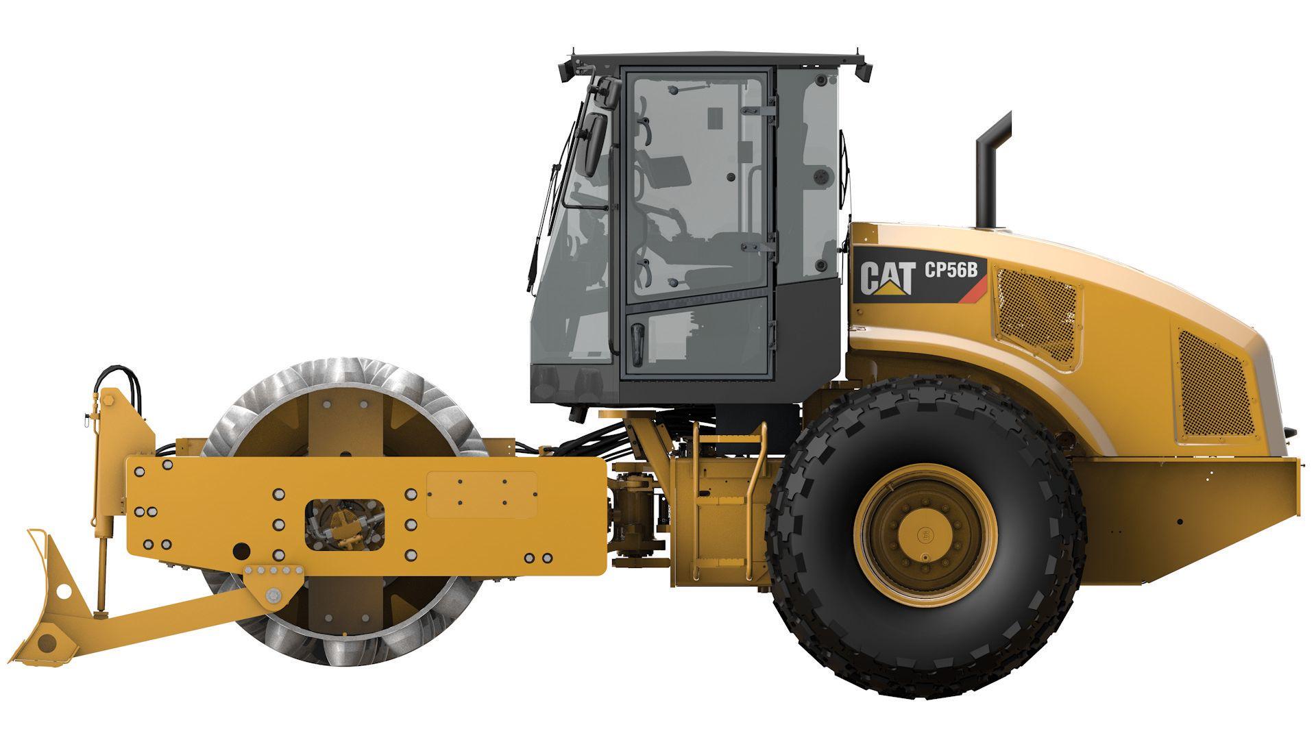 CP56B Vibratory Soil Compactor