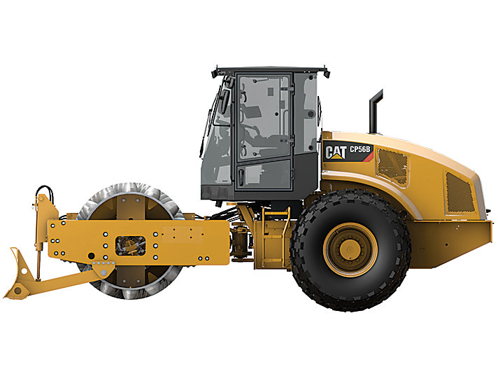 Image result for CAT CP56B COMPACTORS