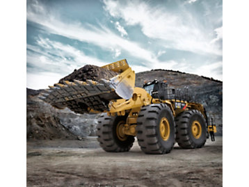 Cat 994H Wheel Loader