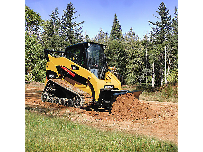 287C Series 2 Multi Terrain Loader