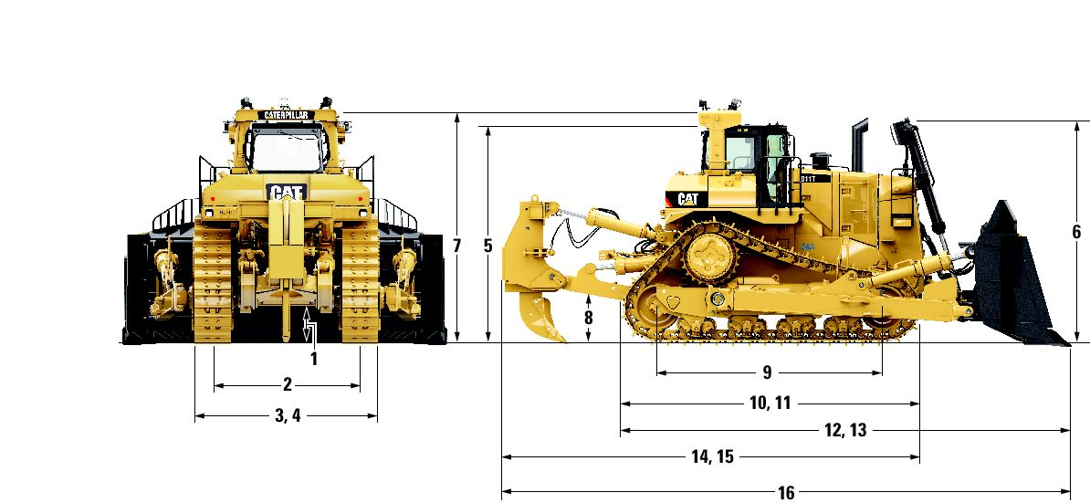 new d11t  d11t cd track-type tractor for sale
