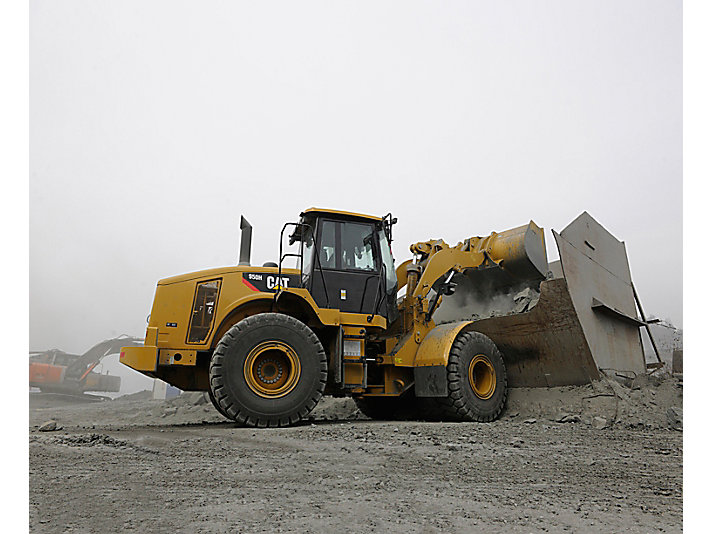 950H Medium Wheel Loader