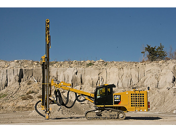 MD5075 Track Drills