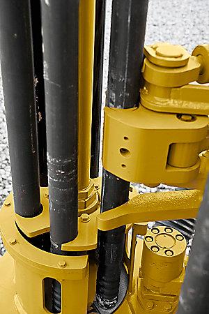 Carousel Rod Changer