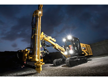 The new MD5150 Track Drill