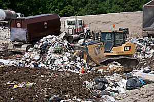 D7E WH Waste Handling Dozer