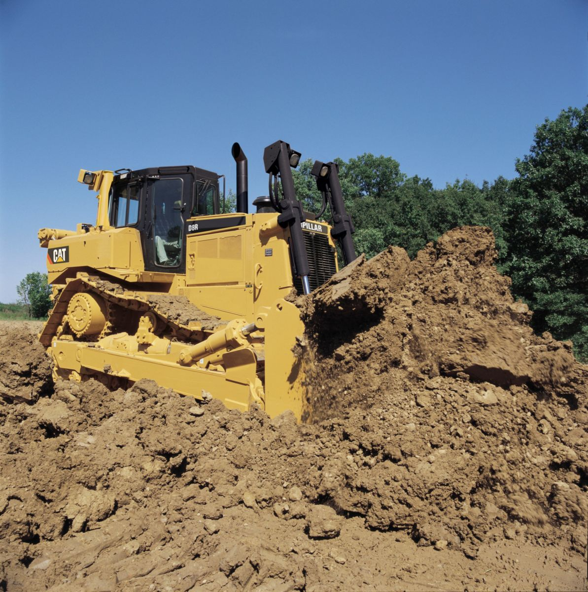 Cat D8R Large Dozer for Mining