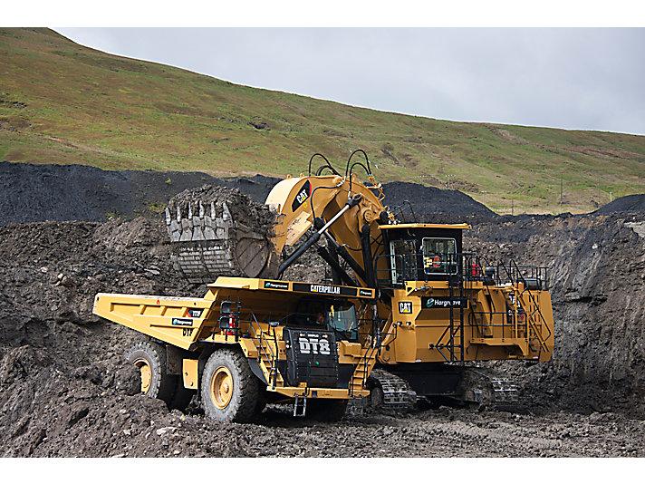 Palas Hidráulicas para Minería 6030/6030 FS