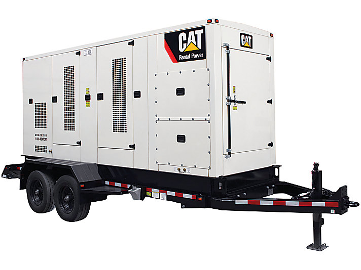 Cat Power Generators For Sale